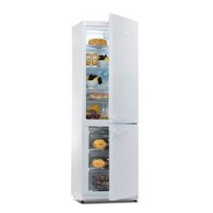 Хладилник с фризер Snaige RF34SM-P10027A++, Бял, Клас А++, Обем 298 л